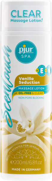 pjur SPA ScenTouch Vanilla Seduction