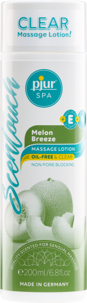 pjur SPA ScenTouch Melon Breeze